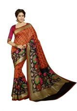 Fancy Sarees Bollywood Unique Mysore Silk Saree With Blouse Piece for Rs. 444