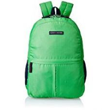 Buy Tommy Hilfiger Converge 22.08 Ltrs Green Laptop Backpack (TH/BIKCL06CON) from Amazon