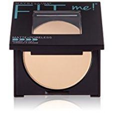 Maybelline New York Fit Me Matte Poreless Powder, Classic Ivory 120, 8.5g for Rs. 356