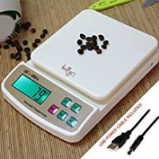 Buy Bulfyss Advanced Electronic Kitchen Digital Weighing Scale Up from Amazon