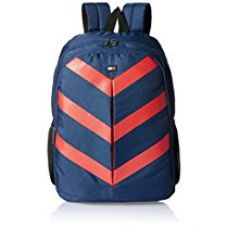Tommy Hilfiger Delta 16 Ltrs Navy Blue Laptop Backpack (TH/BIKOL08DEL) for Rs. 1,649