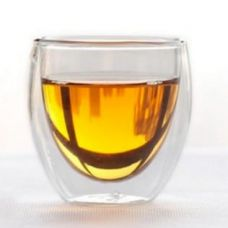 Set Of 4 Double Wall Espresso, Dessert & Shot Glass for Rs. 1,250
