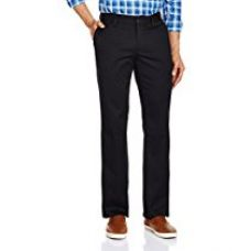 Buy Indian Terrain Men's Casual Trousers from Amazon