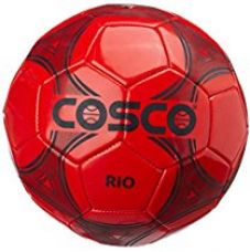 Cosco Rio Football, Size 3 (Red) for Rs. 293