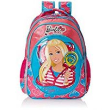 Barbie Multi Color Children's Backpack (Age group :6-8 yrs) for Rs. 937