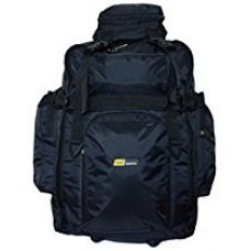 Buy Yark 30 Liters black Hiking Mountain Rucksack from Amazon