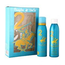Buy Beverly Hills Polo Club Gift Set 2 for Women (Deodorant and Body Wash) from Amazon