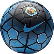 Nike FCB Supporters Football, Size 5 (Blue/Black/Silver) for Rs. 565