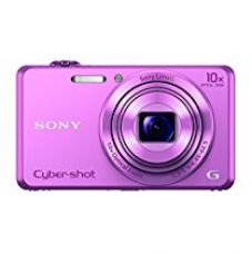 Buy Sony Cybershot DSC-WX220/P 18.2MP Digital Camera (Pink) from Amazon