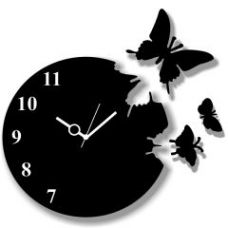 ENAMEL WALL CLOCK 9937 for Rs. 299
