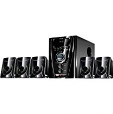 Flow Flash Bluetooth 5.1 Multimedia Speaker Home Theater System FM USB Remote Bass Trebble for Rs. 3,052