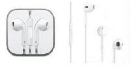 Flat 92% off on Earphones Handsfree With Remote Mic Apple iPhone 5