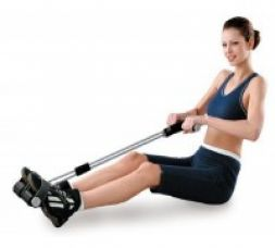 Deemark New Tummy Trimmer Double spring for Rs. 195