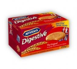 Flat 16% off on Mc Vities Original Digestive - 250gm