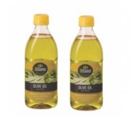 Flat 50% off on DiSano Pure Olive Oil - 2 x 500ml