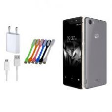 Flat 60% off on USB Travel Charger for Micromax Canvas Tab P480