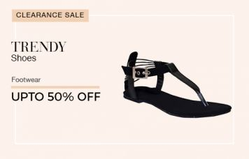Get upto 50% Off On women Footwear