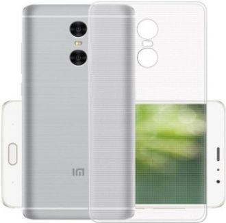 Noise Back Cover for Xiaomi Redmi Note 4(Transparent) for Rs. 249