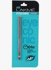 Buy Lakme Turquoise Eyeconic Kajal for Rs. 220