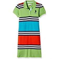 Buy US Polo Association Girls' Casual Dress from Amazon