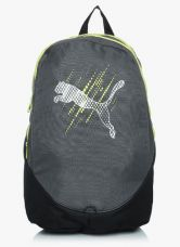 Buy Puma Pioneer Turbulen Grey Backpack for Rs. 1120