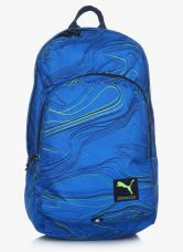 Flat 43% off on Puma Academy Blue Backpack
