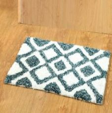 Home Castle Cotton 1 pc Premium Doormats ( 16 X 24 inches ) for Rs. 139