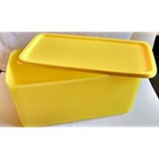 Buy Tupperware 3.1 liter Smart n fresh container (yellow colour) (1) from Amazon