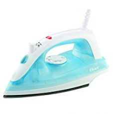 Buy Oster 4405 1400-Watt Steam Iron (White/Blue) from Amazon
