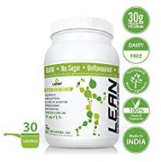 Buy Unived Lean Raw Pea Protein Powder - 1.14 kg from Amazon