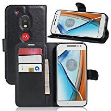 Buy Taslar (TM) Leather Wallet Magnetic Clip Stand Flip Back Cover Case For Samsung Galaxy C9 Pro - Brown from Amazon