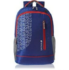 Safari 25 Ltrs Blue Casual Backpack (Shimmy-Blue-LB) for Rs. 1,990