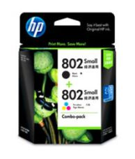Buy HP 802 Ink Cartridge Combo Pack from SnapDeal