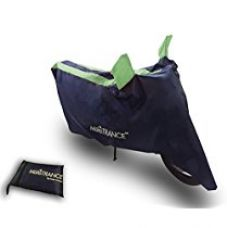 Mototrance Sporty Arc Blue Green Bike Body Cover For Yamaha Ray ZR for Rs. 259