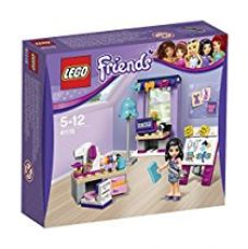 Buy Lego Emma's Creative Workshop, Multi Color from Amazon
