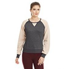 Buy Fort Collins Women's Cotton Sweatshirt from Amazon