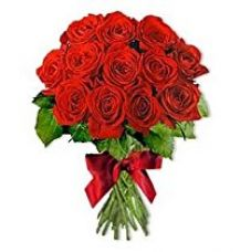 Indian Gift Emporium Natural Exotic Red Roses (Bunch of 24) for Rs. 879