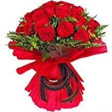 Buy Indian Gift Emporium Special Roses Bunch (Bunch of 21) from Amazon