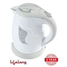 Lifelong TeaTime2 1-Litre Electric Kettle (Grey) for Rs. 649