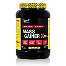 Healthvit Fitness Mass Gainer Xtra with Carbs and Proteins Chocolate Flavour (2KG/4.4lbs) for Rs. 1,599