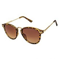 Buy VESPL Cateye Women's Sunglasses(V-6219|53|Brown) from Amazon