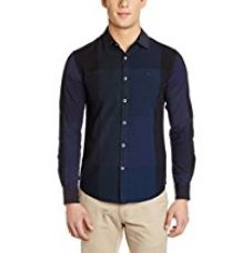 Buy The Indian Garage Co Men's Casual Shirt from Amazon