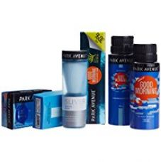 Buy Park Avenue Good Grooming kit for Men (Free travel pouch) from Amazon