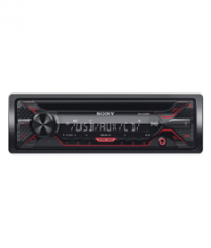 Buy Sony CDX-G1200U Single DIN Car Stereo from SnapDeal