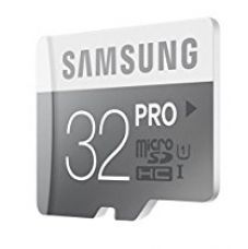 Samsung PRO MB-MG32DA microSDHC 32GB Memory Card with SD adapter for Rs. 2,999