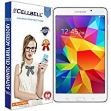 Buy CELLBELL® Tempered Glass Screen Protector For Samsung Galaxy Tab 4 (7.0