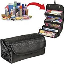 Buy BJE Black Luggage Cosmetic Case ( 30 * 10* 2) cm from Amazon
