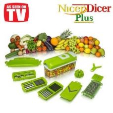 Buy Nicer Dicer Plus 12 in 1 from Hopscotch