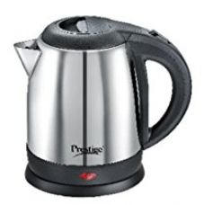 Buy Prestige Electric Kettle PKOSS 1.8Ltr - 1500watts,Steel from Amazon