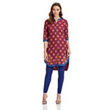 Buy Karigari Women's Straight Kurta from Amazon